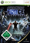Cover zu Star Wars: The Force Unleashed - Xbox 360