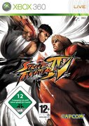 Cover zu Street Fighter IV - Xbox 360