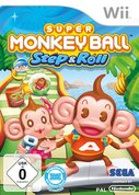 Cover zu Super Monkey Ball Step&Roll - Wii