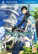 Cover zu Sword Art Online: Lost Song - PS Vita