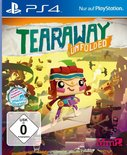 Cover zu Tearaway Unfolded - PlayStation 4