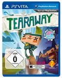 Cover zu Tearaway - PS Vita