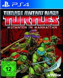 Cover zu Teenage Mutant Ninja Turtles: Mutants in Manhattan - PlayStation 4