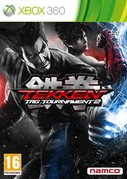 Cover zu Tekken Tag Tournament 2 - Xbox 360