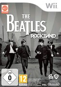 Cover zu The Beatles: Rock Band - Wii