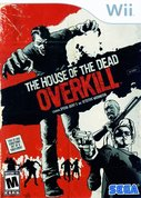 Cover zu The House of the Dead: Overkill - Wii