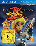 Cover zu The Jak and Daxter Trilogy - PS Vita