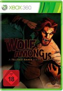 Cover zu The Wolf Among Us: Season 1 - Xbox 360