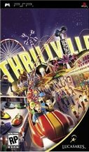 Cover zu Thrillville - PSP
