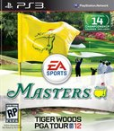 Cover zu Tiger Woods PGA Tour 12: The Masters - PlayStation 3