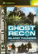 Cover zu Ghost Recon: Island Thunder - Xbox
