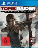 Cover zu Tomb Raider: Definitive Edition - PlayStation 4