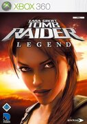 Cover zu Tomb Raider: Legend - Xbox 360