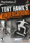Cover zu Tony Hawk's Underground - PlayStation 2