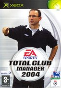 Cover zu Fussball Manager 2004 - Xbox