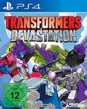 Cover zu Transformers: Devastation - PlayStation 4