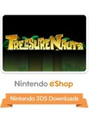 Cover zu Treasurenauts - Nintendo 3DS