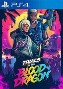Cover zu Trials of the Blood Dragon - PlayStation 4
