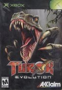 Cover zu Turok: Evolution - Xbox