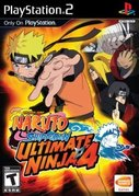 Cover zu Ultimate Ninja 4: Naruto Shippuden - PlayStation 2