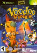 Cover zu Voodoo Vince - Xbox