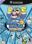 Cover zu Wario Ware, Inc. Mega Party Games - GameCube