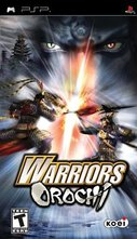 Cover zu Warriors Orochi - PSP