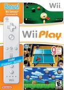 Cover zu Wii Play - Wii