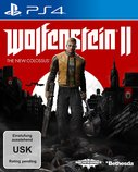 Cover zu Wolfenstein 2: The New Colossus - PlayStation 4