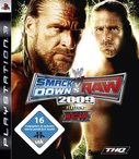 Cover zu WWE Smackdown vs. RAW 2009 - PlayStation 3