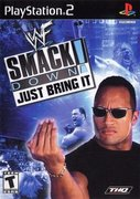 Cover zu WWF Smackdown! Just Bring It - PlayStation 2