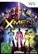 Cover zu X-Men: Destiny - Wii