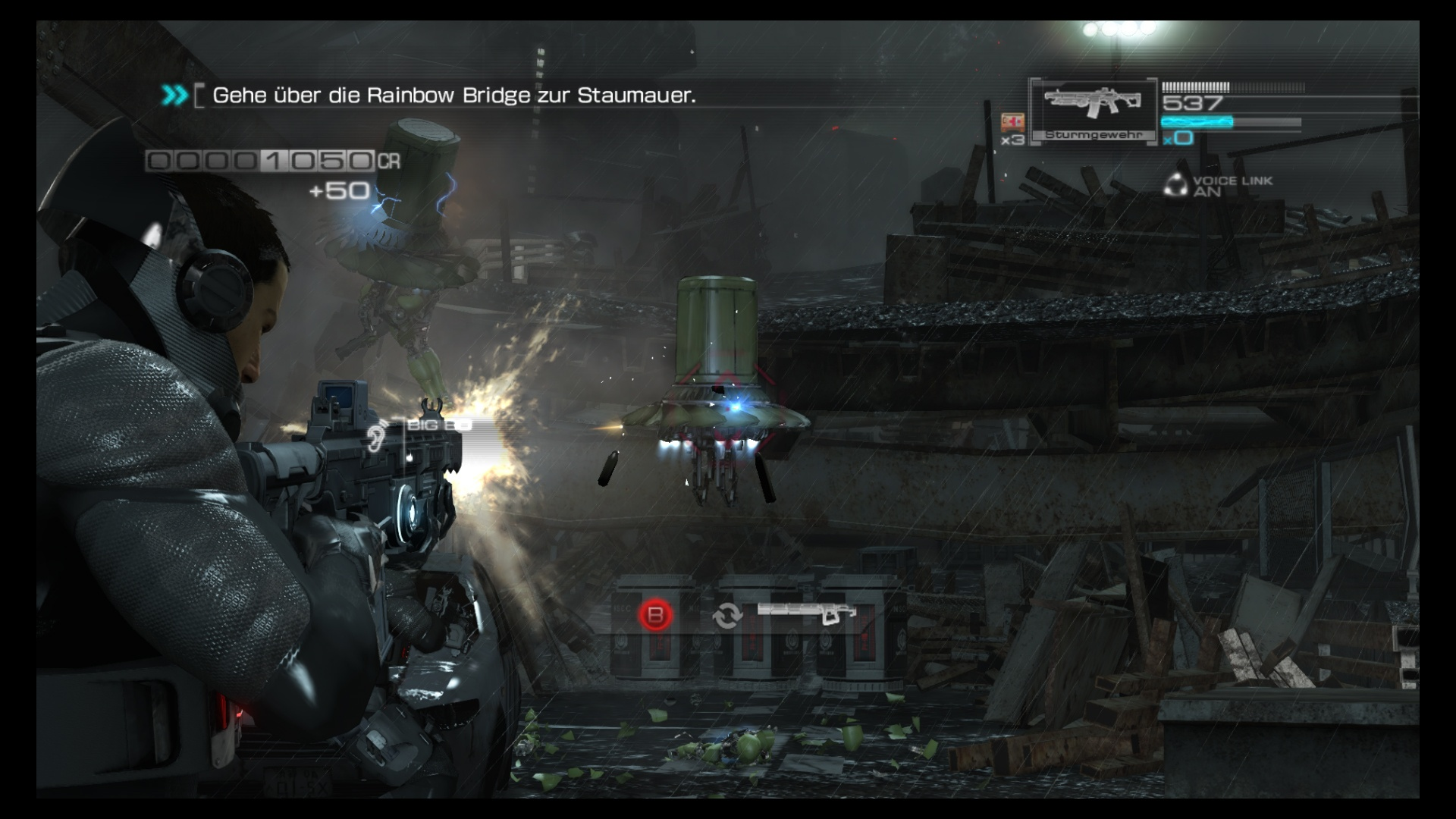 Alle Screenshots zu Binary Domain (Xbox 360)