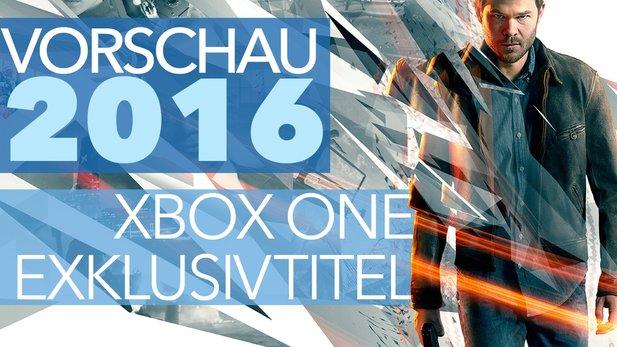 Xbox One Exklusivtitel