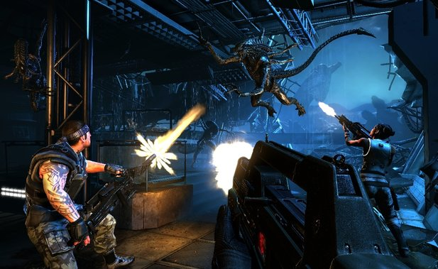 Aliens: Colonial Marines hat den Goldstatus erreicht.