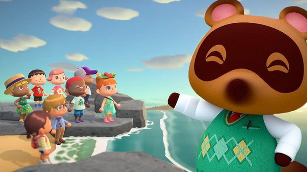 Animal Crossing: New Horizons-Fans fordern endlich neue Infos.