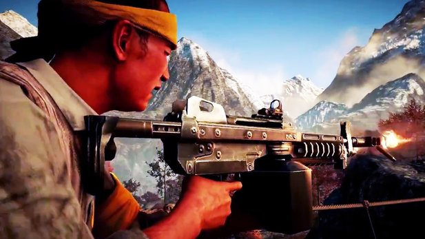 Far Cry 4 - Multiplayer-Trailer »Battles of Kyrat«