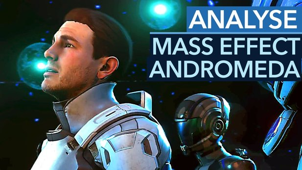 Gamewatch: Mass Effect Andromeda - Erste Gameplay-Szenen in der Analyse