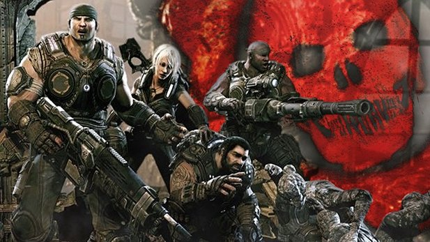 Gears of War 3 - Test-Video