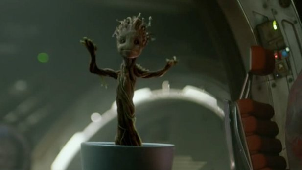 Guardians of the Galaxy - Videoclip mit Baby-Groot