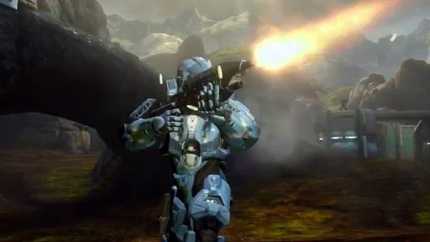 Halo 4 - Trailer zum »Castle Map Pack«