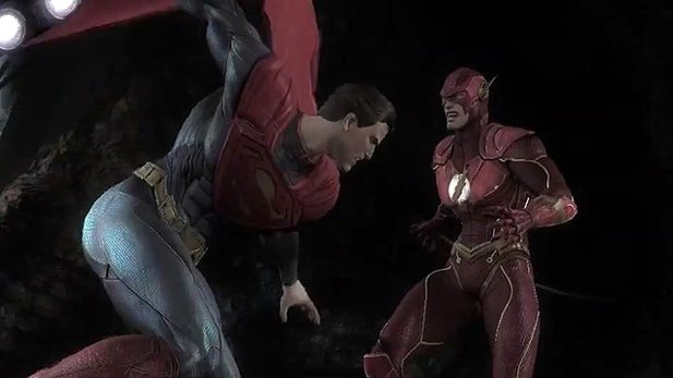 Debüt-Trailer zu Injustice: Gods Among Us