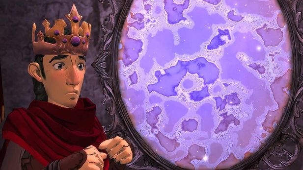 King's Quest - Launch-Trailer Kapitel 2: »Stein oder nicht Stein«