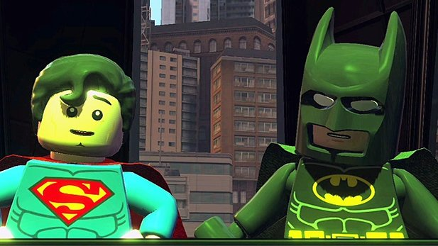 Launch-Trailer zu LEGO Batman 2: DC Super Heroes