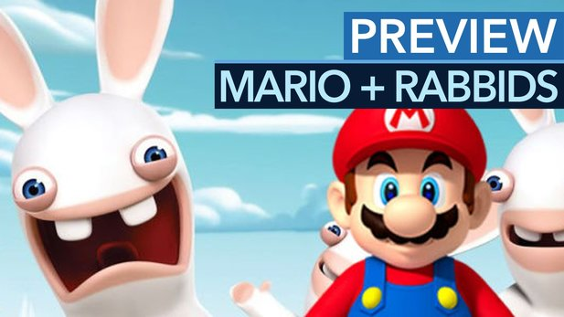 Mario + Rabbids: Kingdom Battle - Wir haben das Switch-exklusive Adventure-RPG angespielt