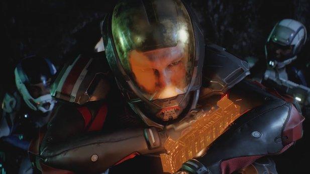 Mass Effect: Andromeda - Kommentiertes Video stellt das Kampf- und Skillsystem vor