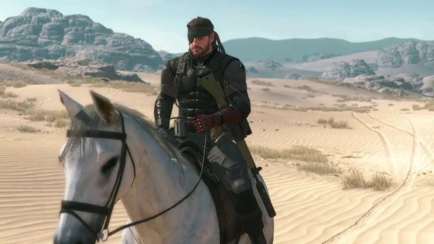 Metal Gear Solid 5: The Phantom Pain - Alternative Gameplay-Demo