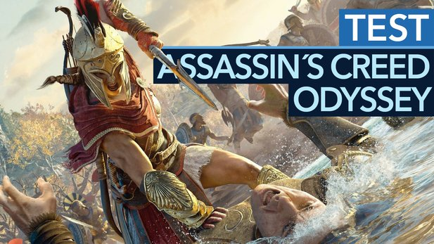 Assassin's Creed: Odyssey - Testvideo: Riesige Open World, riesiger Spaß?