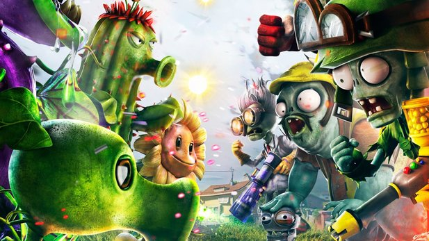 Test-Video von PvZ: Garden Warfare