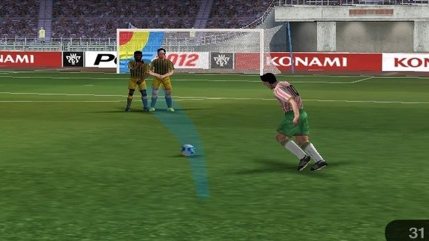 Pro Evolution Soccer 2012 im Video